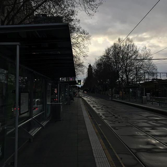 The tram lifestyle #sagecorps2018 #skrttt @scoobydewww