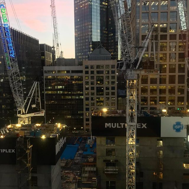 Love seeing this view from 1209 thank you Sage Corps #sagecorps2018 -Andrew F
