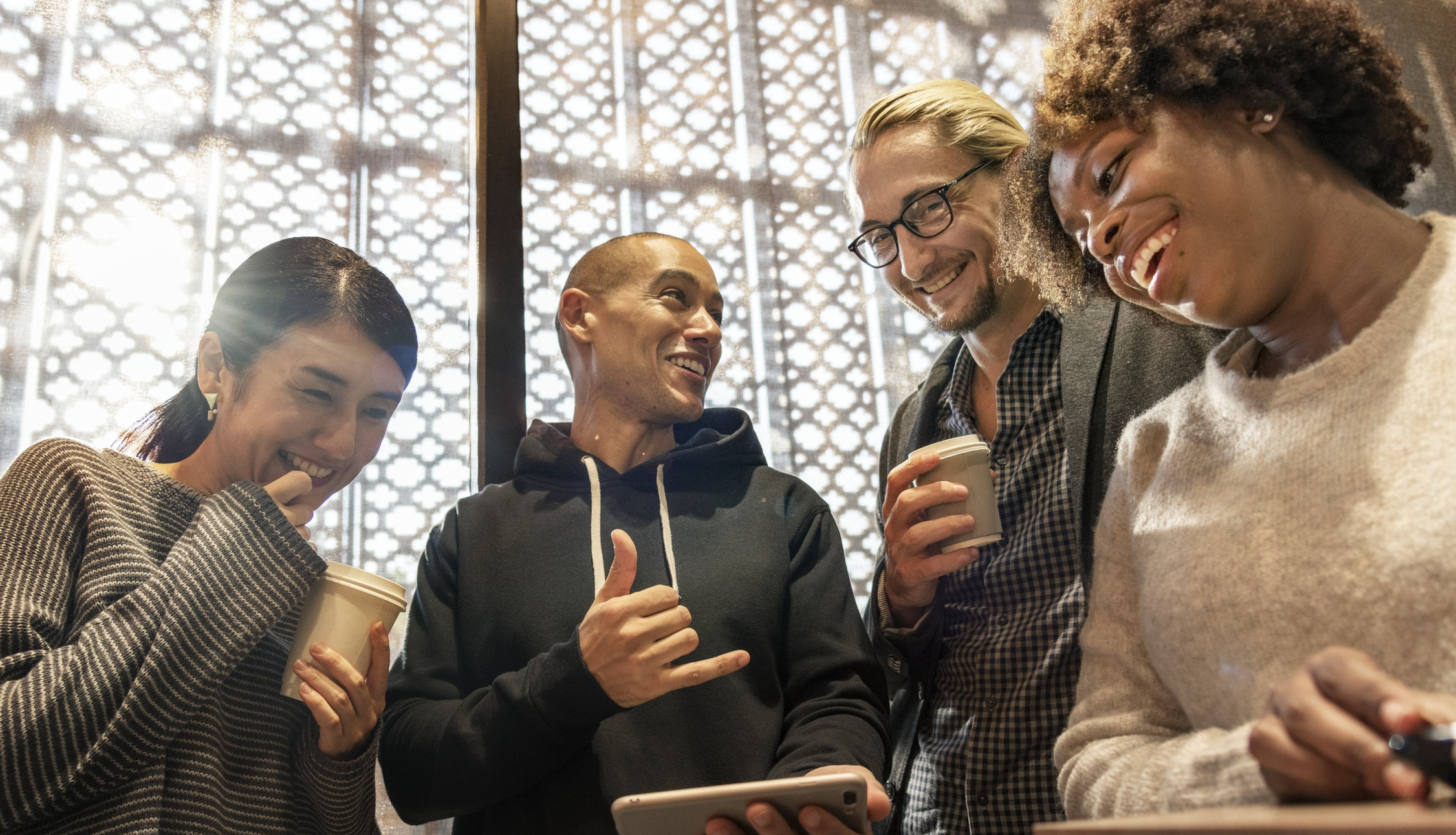 Explore and Network - Each week, you'll attend a professional or cultural event with your cohort and city manager. Events can range from panel discussions or company visits to pitch events. We also organize social events.