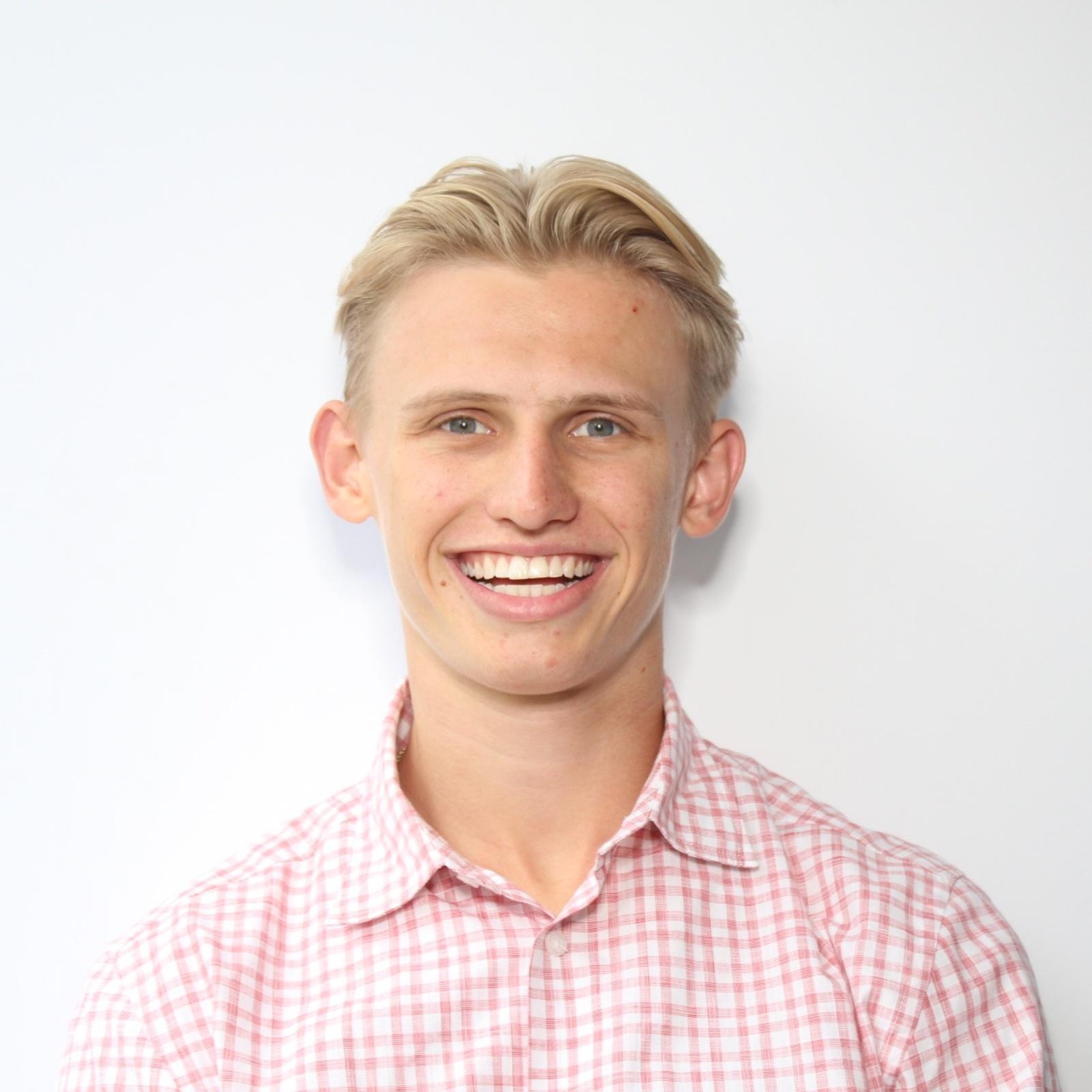 Isaac Esch - Sage Corps 2019 Hong Kong Fellow