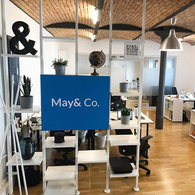 an insiders look to one of our offices!! - @sophjaro may & company is a strategic management consulting firm that helps organizations and companies transform their leadership! and it's such a fun place to work :)