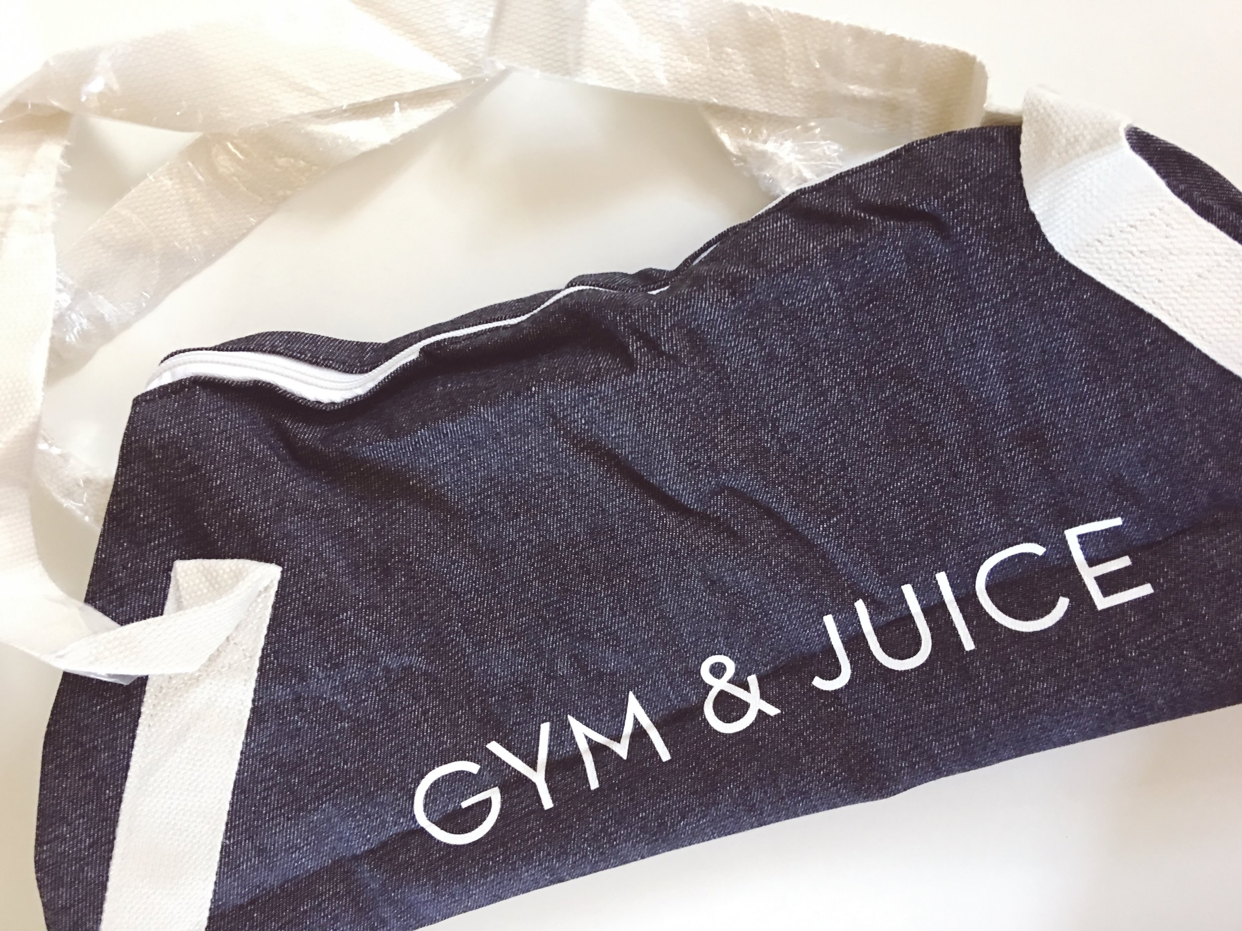 Private Party - Gym Bag