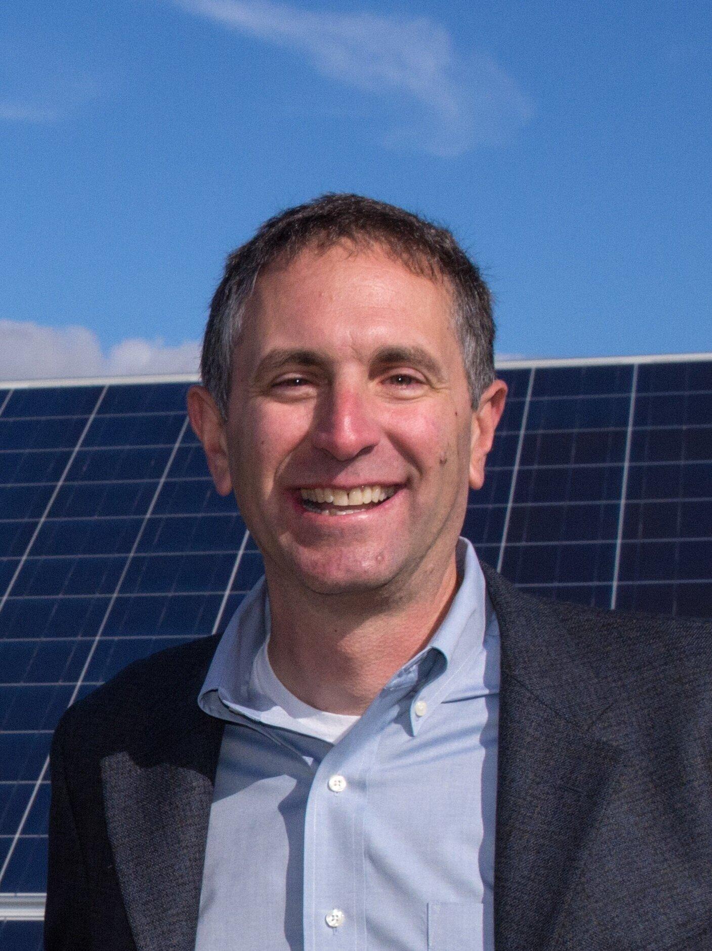 Eric Blank, Founder/Director, Community Energy Inc.