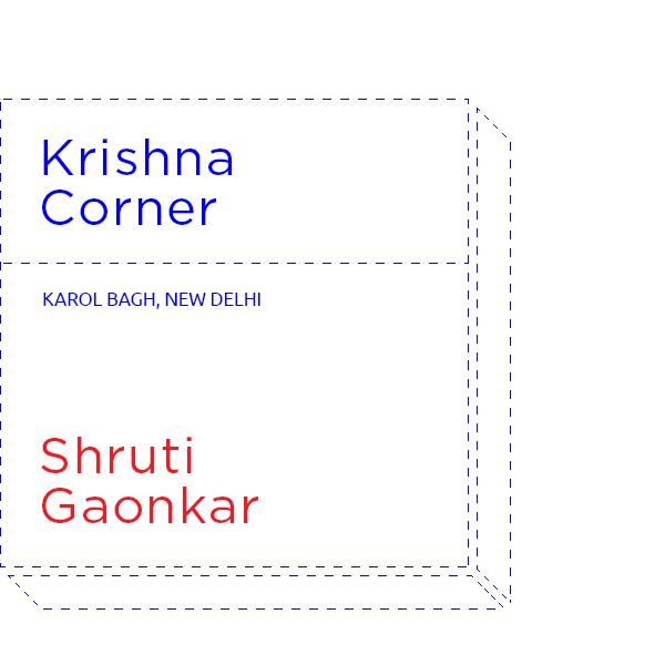 rKrishna's is the quintessential, nondescript grocery store. Fancy making it fancier?