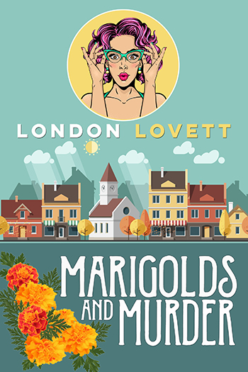 Marigolds and murder - Lacey 'Pink' Pinkerton has left behind a six figure job and her reputation as the million dollar nose—a nickname her super sense of smell earned her within the perfume industry. With her pet crow Kingston and a tabby cat named Nevermore, she is settling right into her new life in the small coastal town of Port Danby. With a flower shop opening soon and a full cast of quirky neighbors and friends, her new digs are exactly what she's been looking for. Away from the hectic hustle and bustle of the city Lacey has found peace and happiness. However, her heightened sense of smell proves to be of use once again when a Port Danby neighbor turns up dead. Lacey finds herself caught up in an unexpected murder investigation alongside the handsome local detective, James Briggs. She's determined to find the killer and solve the murder mystery before any more bodies turn up.Read on: Amazon iBooks Nook Kobo Google