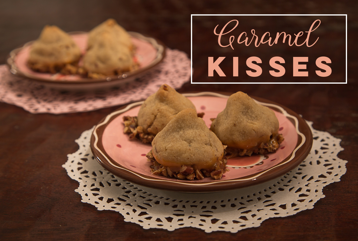 Caramel kisses - Elsie's Caramel Kisses from Roses and Revenge are the perfect treat for Valentine's Day—or, well, pretty much any day! Click the photo for recipe.