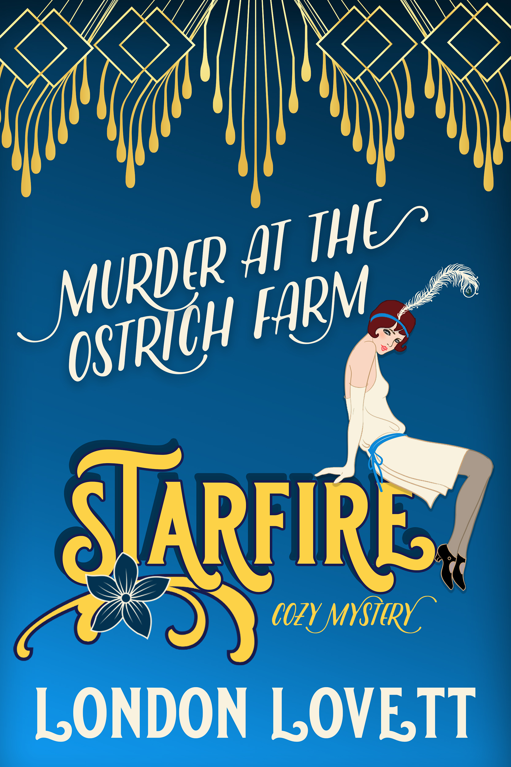 Murder at the Ostrich Farm - Poppy Starfire is looking forward to a summer outing at Dawson Ostrich Farm with two of her favorite people, her brother Jasper and her dad. The day starts out well enough with souvenir shopping, cold lemonades and, of course, plenty of ostriches. But when one of the farm visitors is found strangled to death, the fun-filled visit takes a grim turn.When evidence and quick conclusions lead to an arrest, Ruby Dawson, the farm owner's daughter comes to the Starfire Detective Agency for help. Miss Dawson is certain the police have the wrong man and she hopes Poppy and Jasper can find the real killer. The Starfire investigators soon find themselves surrounded with motives, possible suspects, scant evidence and, of all things, ostriches.Read on: Amazon iBooks Nook Kobo Google