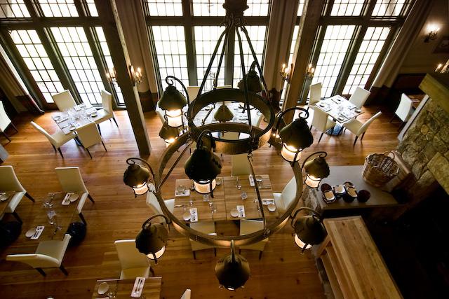 Springhouse Restaurant -