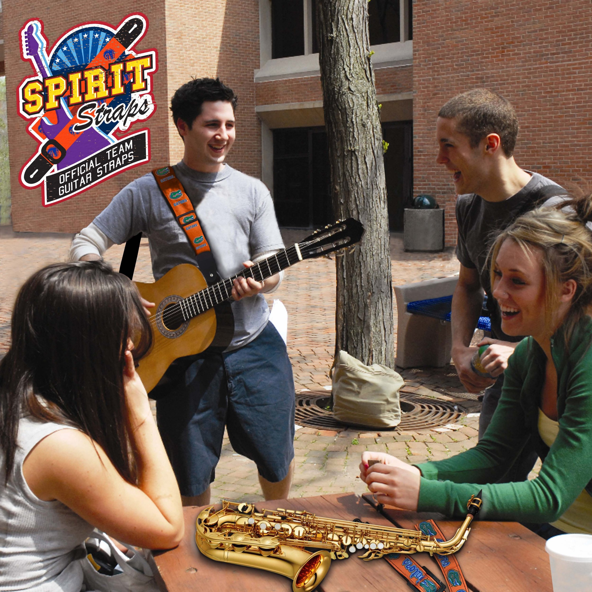 Rock Your School Spirit While Rocking Out! -