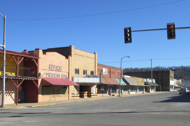 Stilwell - County seat of Adair CountyPopulation: 3,949