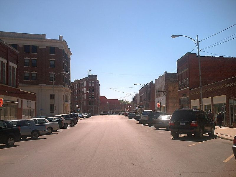 Pawhuska - County seat of Osage County.Population: 3,605