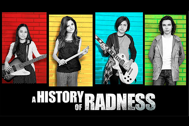 A History of Radness (Pilot)