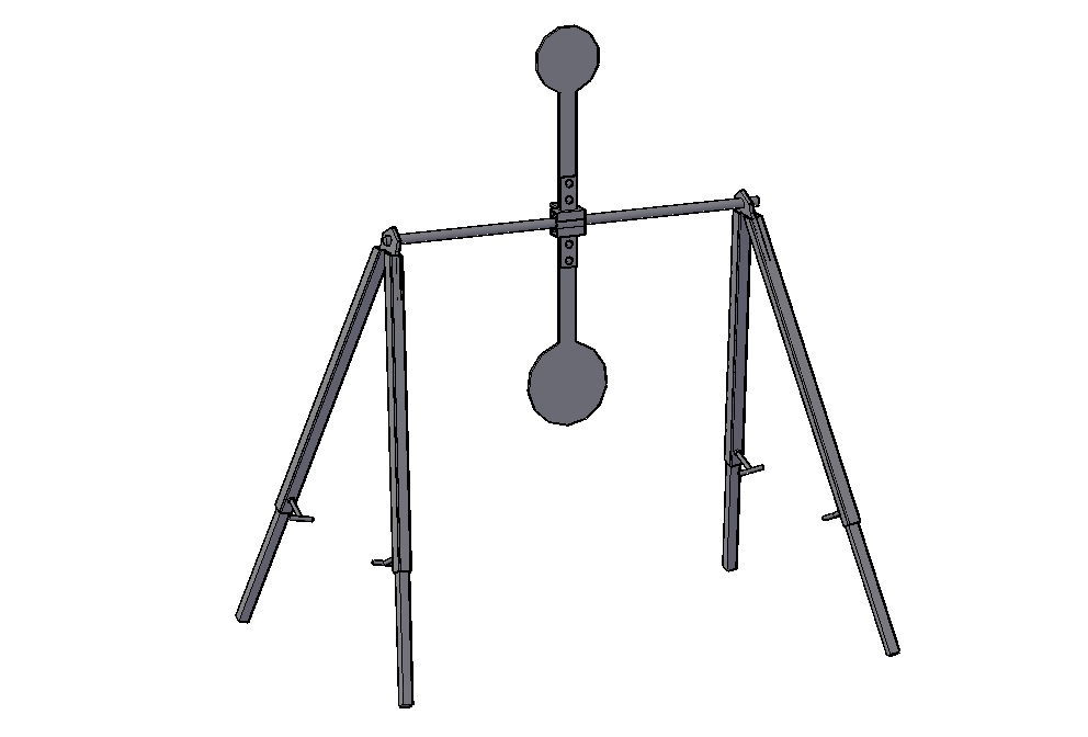 SPINNERS - MOVING TARGETS,THESE ARE FIXED TO ROTATING OR SWIVELING STANDS WHICH MOVE AS YOU HIT THE TARGET. THE OBJECT IS TO SPIN THE TARGET OVER, REQUIRING ACCURACY, TIMING AND CONTROL.