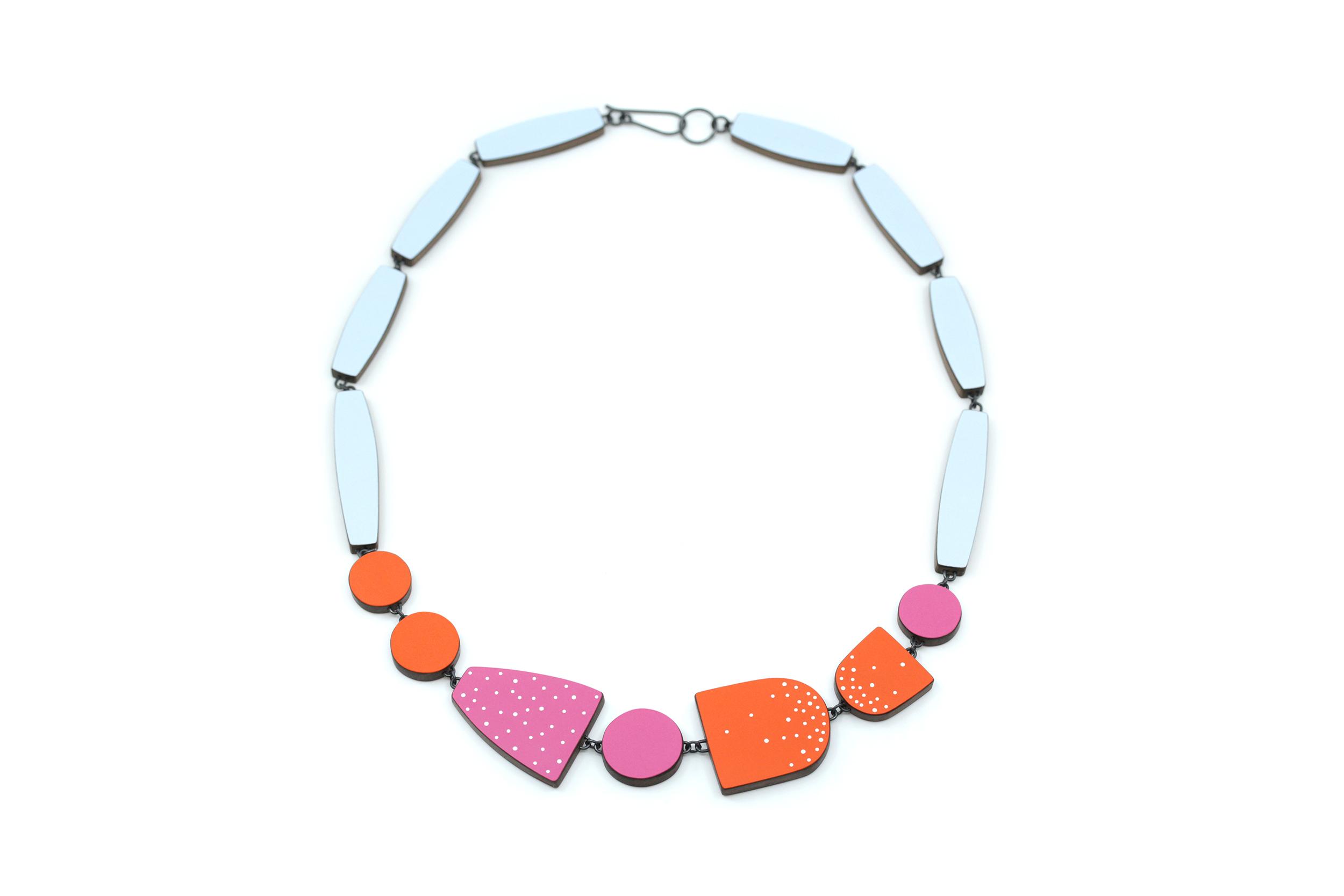 June necklace, 2019