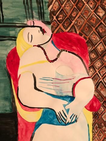 The Dream by Irina Kulichenkova