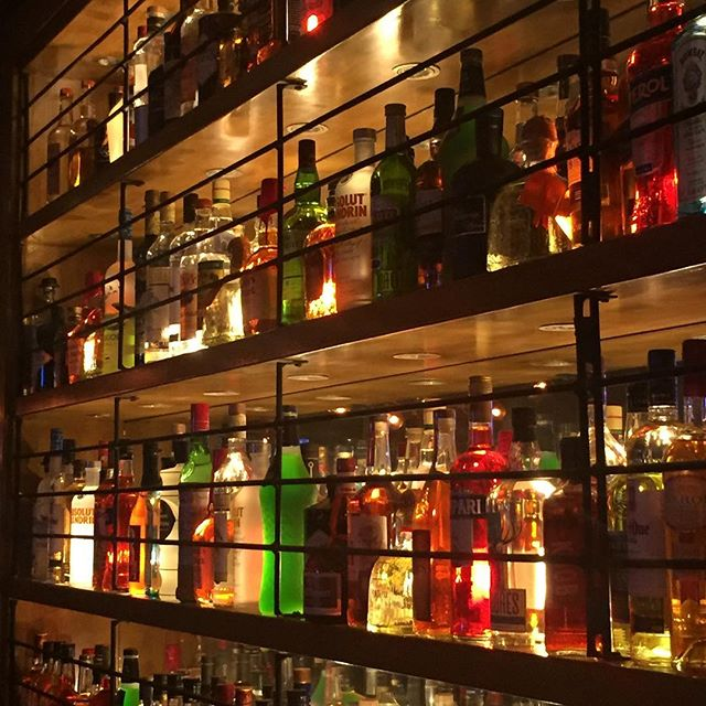 Just making sure our sister restaurant has enough booze for Thursday Cuban sessions 🕺🏻💃🏻🎼👠