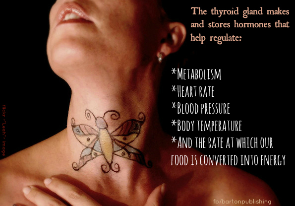 Don't Overlook Your Thyroid. - Many menopause symptoms are worsened by a thyroid problem.