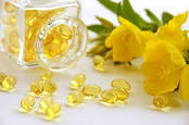 Strengthen you nails and hair with Evening Primrose Oil both topically and by supplements.