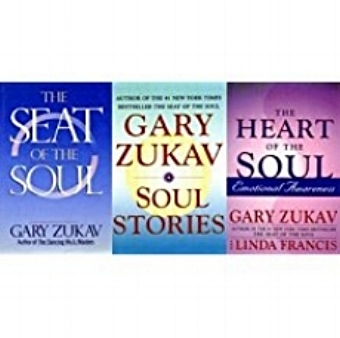 Gary Zukav's books are so transformational you may want to buy all three at once. All of his books are also available on Audible if you prefer to listen rather than to read.