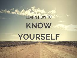 Knowing Yourself Improve Confidence
