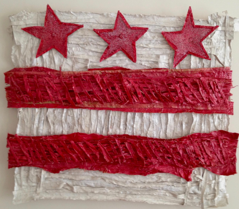 Washington, D.C. flag