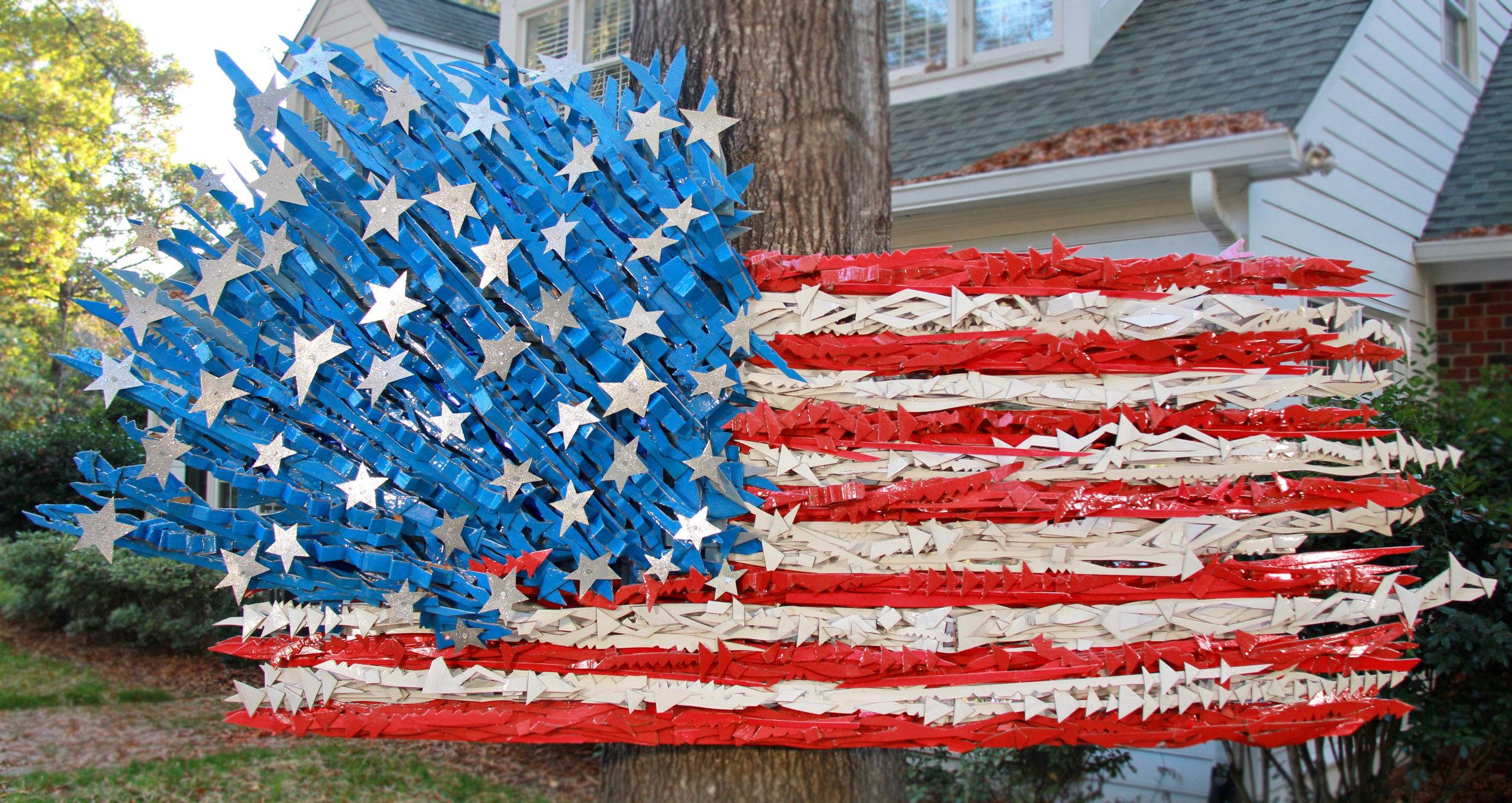 Flag #25 (sold)