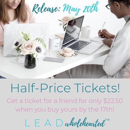 Have a friend who wants to join you at Release: A Lead Wholehearted™ Gathering on Monday? We're running a special offer where you get 50% off a second ticket when you purchase one by May 17th! . Yes, that's dinner, wine, dessert, and SELF-DISCOVERY for only $22.50! . Get Yours + Get Theirs: www.LeadWholehearted.com . . . #Authenticity #Reflect #Leadership #Lead #Millennials #Revolution #Wholehearted #20something #generationy #30something #Transformation #Intention #Life #Work #Release #Success #Entrepreneur #Influence #Motivation #LadyBoss #Training #Consulting #Coaching #Sacramento #California #Retreat
