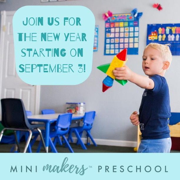 The new year in our Mini Makers™ Preschool begins on Tuesday, September 3rd! We still have a few more open spaces for this academic year if you want to join us. Learn more and apply for free at www.MiniMakersPreschool.com  #TheMakersPlace #MakersPlaceSac #Sacramento #Sac #SacParents #Parents #Parenting #Momprenuer #Leadership #Life #Work #Tips #Success #Entrepreneur #Coworking #Kids #Childcare #Family #Create #Placemaking #Local #BeLocal #SacTown #GoodCoffee #Coffee #Values #Freedom #Autonomy
