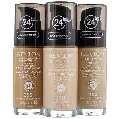 Revlon ColourStay Combination/Oily
