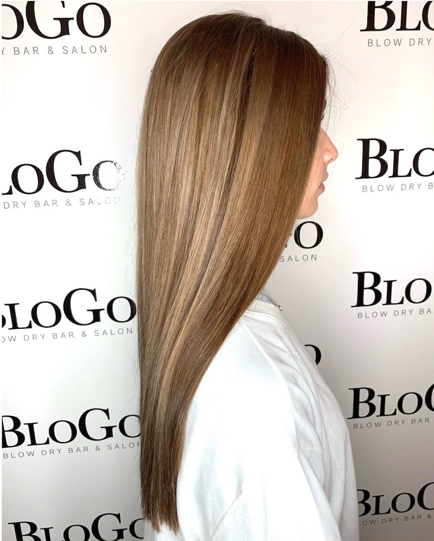 Blogo Blow Dry Bar Salon