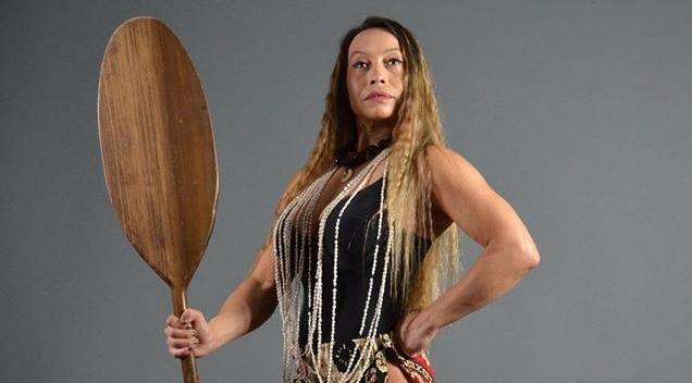 Michelle Warrior Pose.jpg