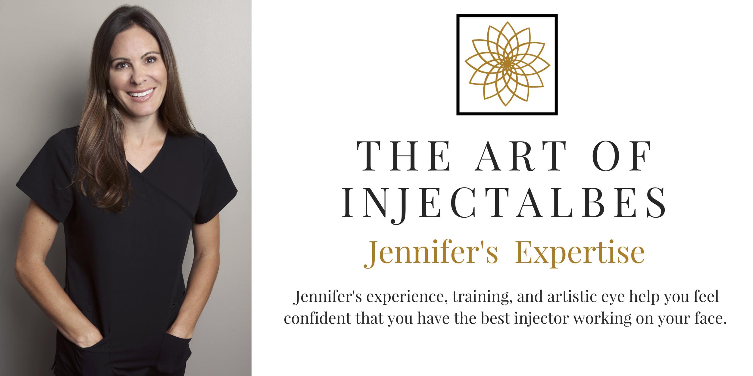 Jennifer Hellinger best injector in Cary