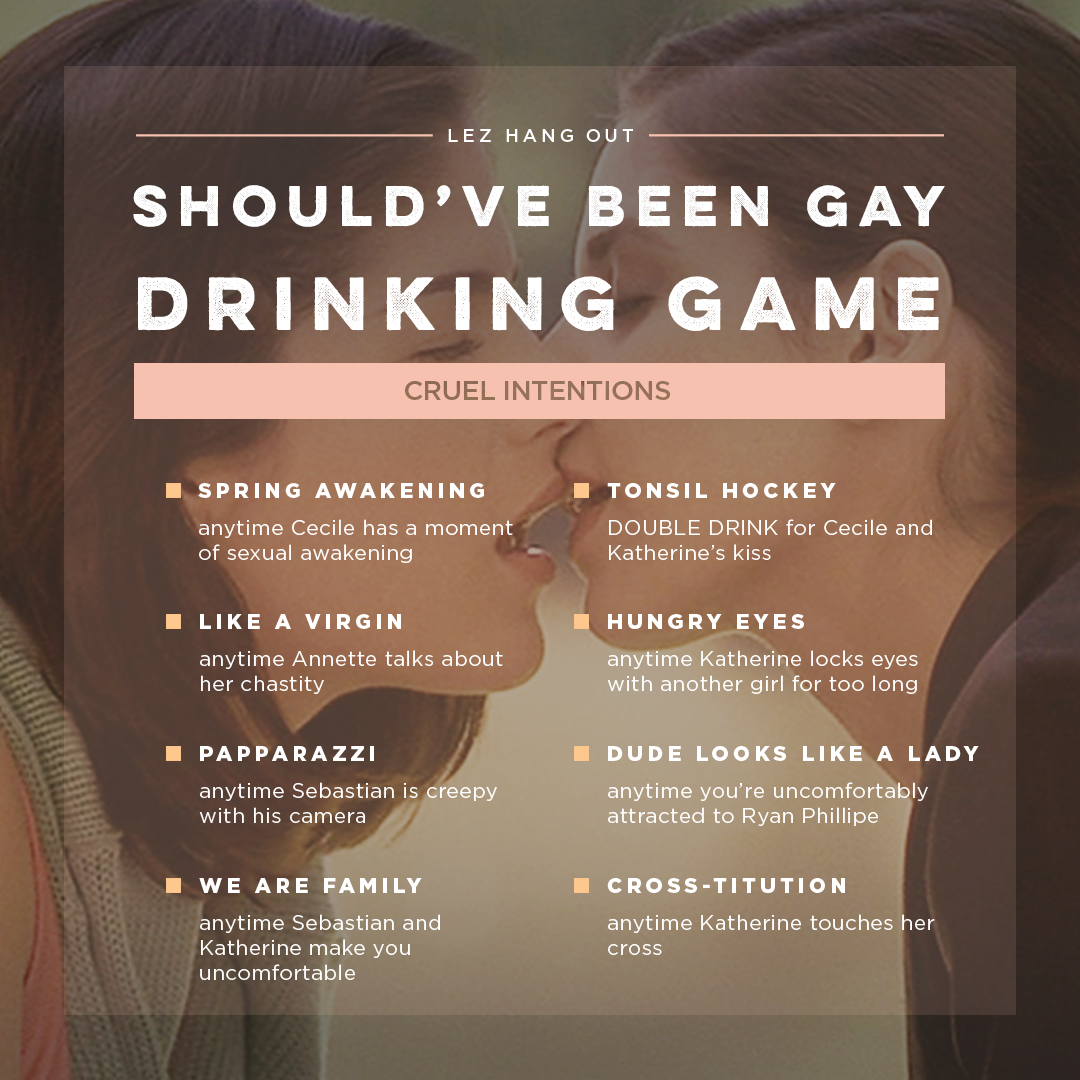 Should Have Been Gay — Podcast Episodes — Lez Hang Out