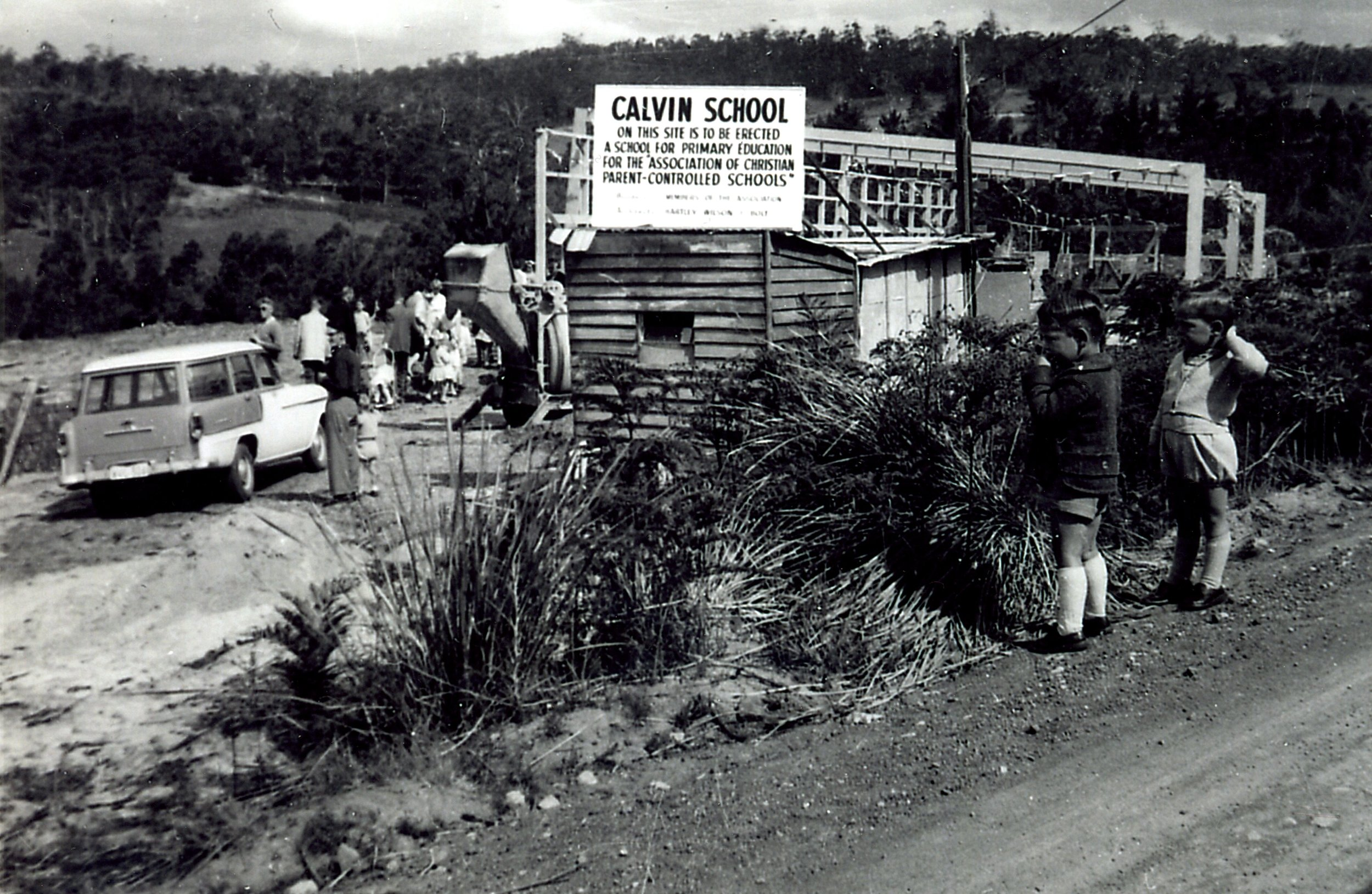1960 Building site at 36 Maranoa Road, Kingston 1 069.jpg