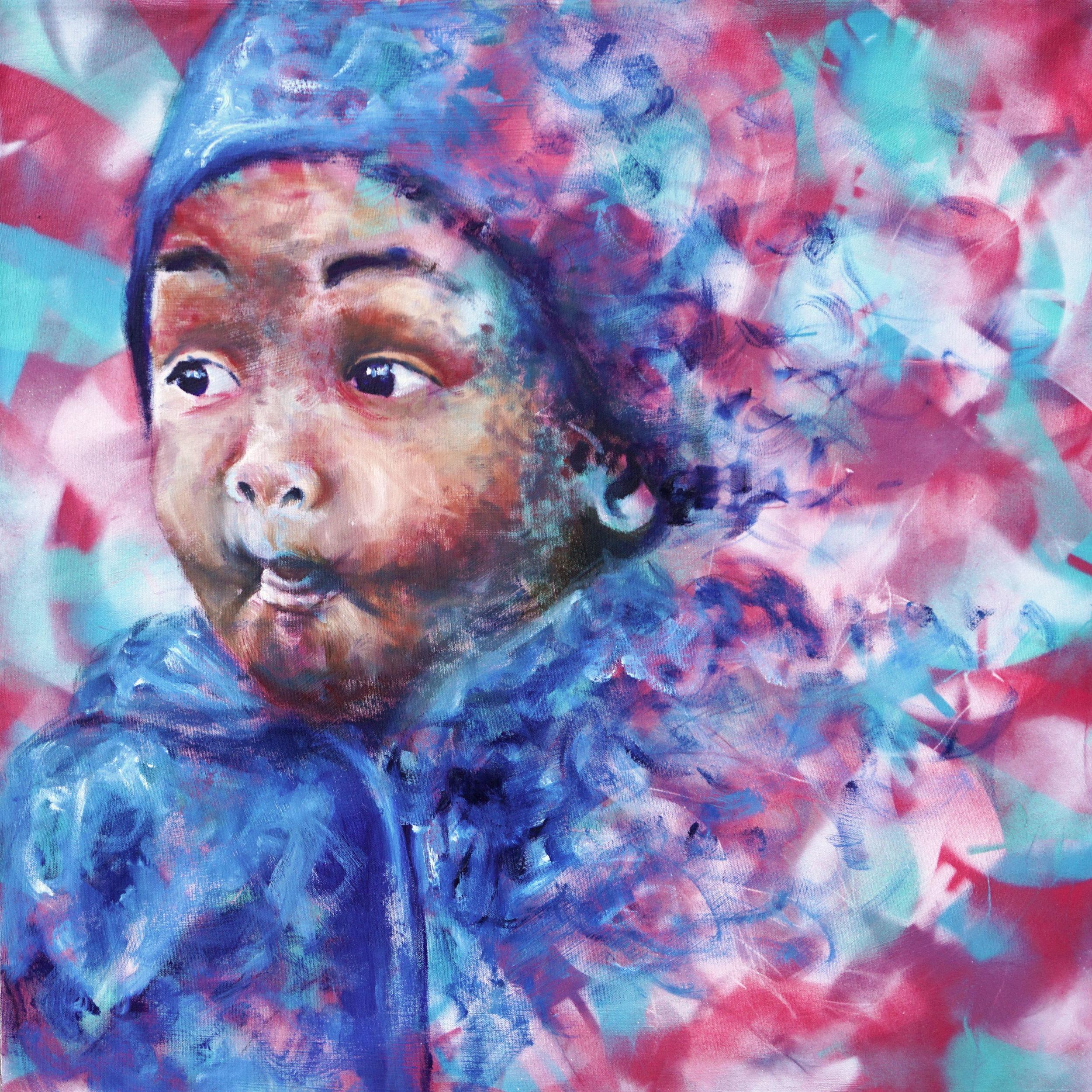 Momentary - Oil, Acrylic Spray ■ 29