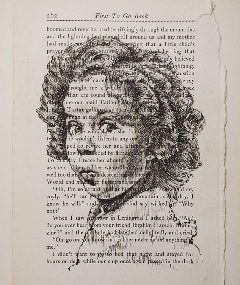 Shirley Temple - Ink ■ 5