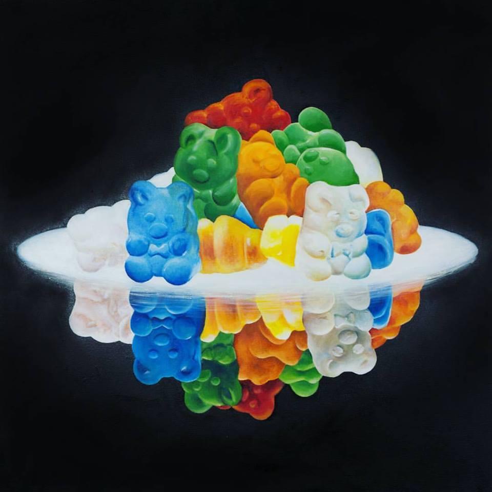 Nucleus - Oil ■ 36