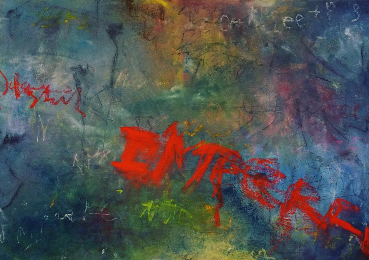 Imperfect - Oil Paint, Pastel ■ 18