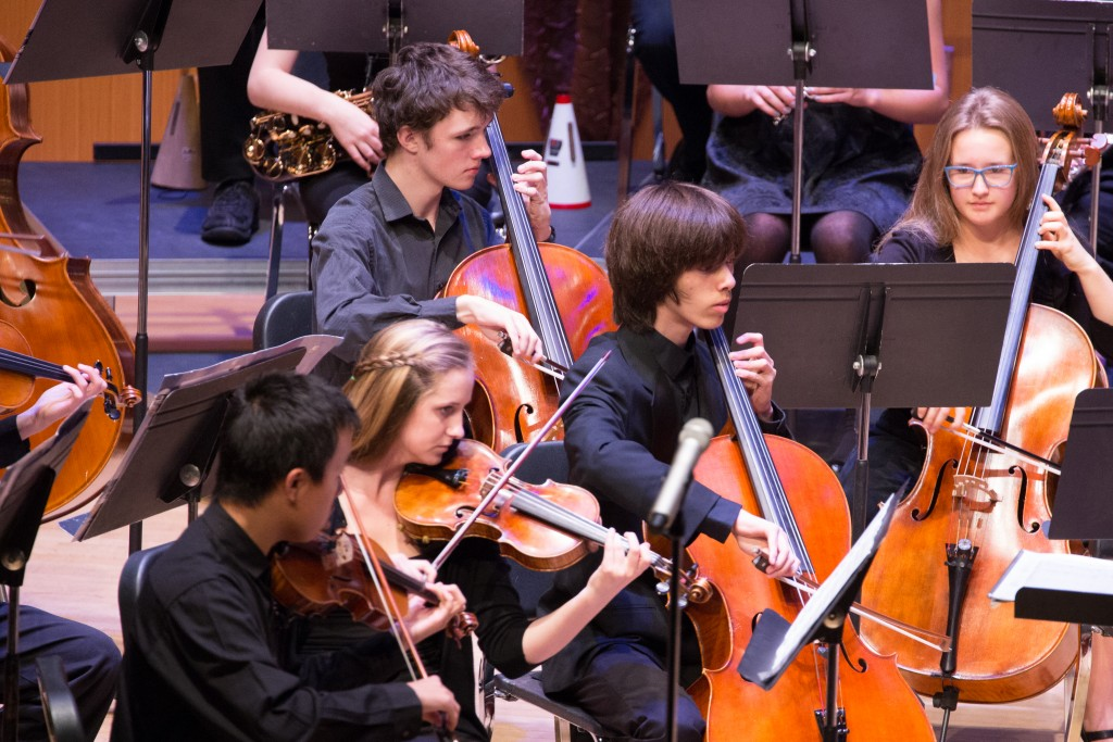 Santa Cruz County Youth Symphony , Nathaniel Berman, Director