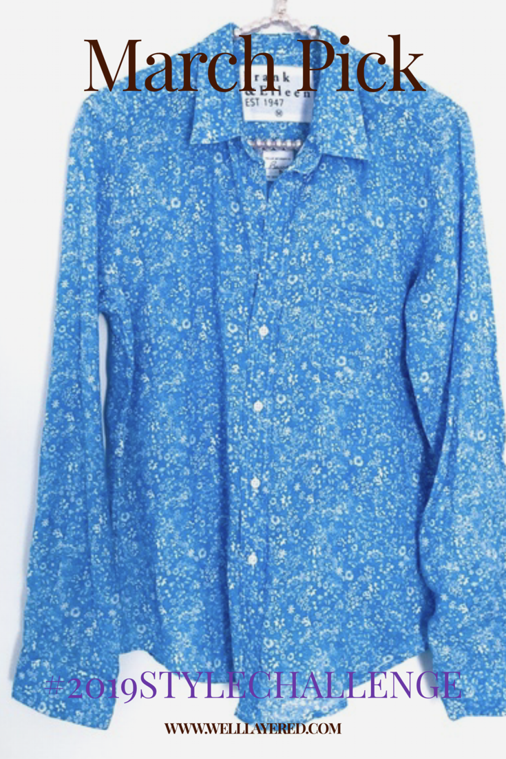Frank and Eileen Linen Shirt