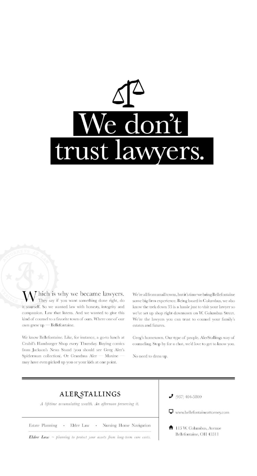 We don't trust lawyers.jpg
