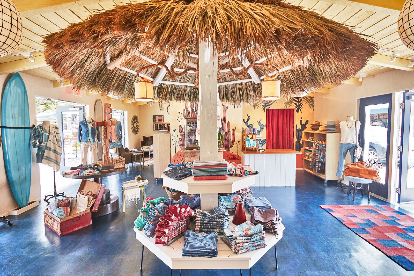 Malibu Store Faherty Brand Abel Macias
