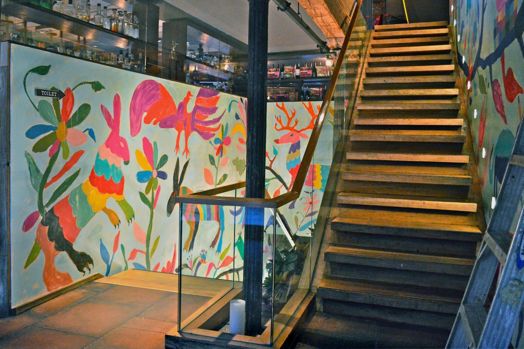 Dos Caminos, Meat Packing District, NYCDos Caminos, Meatpacking District, NYC