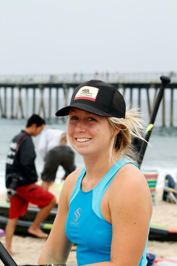 Emmy Merrill - My name is Emmy Merrill and I am an Emergency Department nurse at Hoag Hospital Irvine. I competed in shortboarding from middle school through high school and currently compete in stand up paddle surfing. I am a 2x ISA Women's SUP Surf Champion and this year received the bronze medal at the ISA World SUP Championships in Denmark. I love to spend my time in the ocean and in the mountains!
