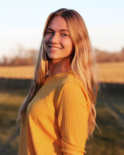 Andi Wenck - Hi there FAM, my name is Andi! I'm a student-athlete at the University of Maryland, studying broadcast journalism and playing soccer. Anywhere I go, I bring my camera—I love capturing memorable moments with friends and family. I also grew up in southern Wisconsin and am blessed to be a part of a family of farmers.