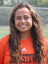 Amanda George - My name is Amanda George, and I am from Fountain Valley California. I am a senior at the University of Jamestown and majoring in Health and Fitness Administration. I am passionate about God, mental illness, and soccer! Thank you for taking the time to read my story.