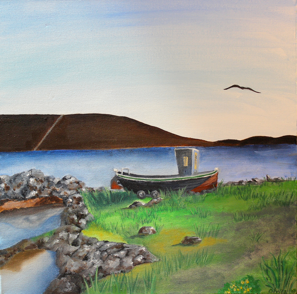 Cashel Boat