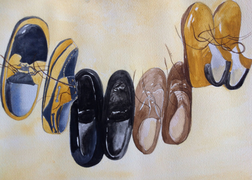 Vacant Shoes