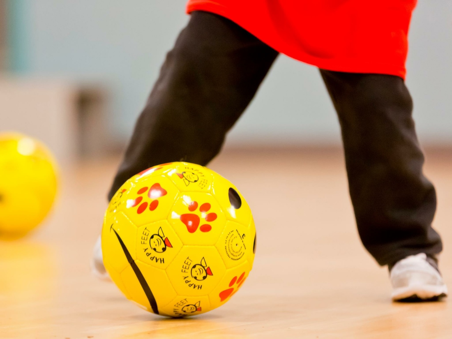 Soccer Fun For Your Little One!   Learn More   Our Approach
