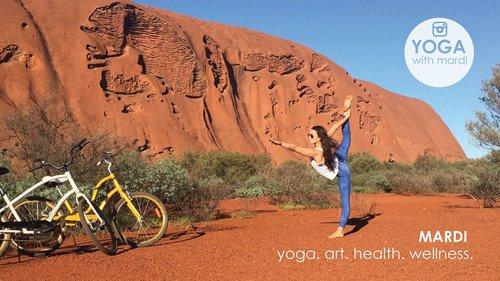 Yoga With Mardi